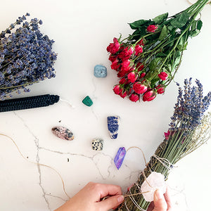 Smudge Bundle Workshop  and Ritual Box Class (3/14 at 10:00 am)