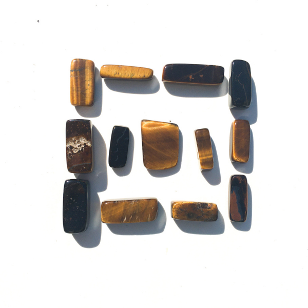 Tiger's Eye Energizing Stone