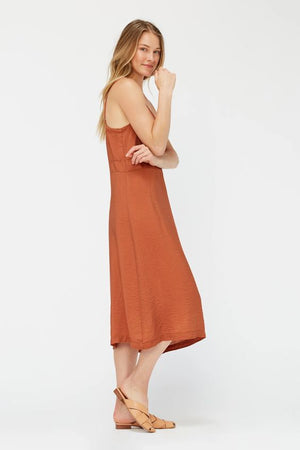 Alma Slip Dress - The Canyon