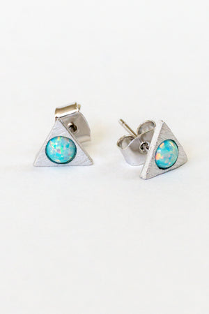 Opal Earrings - The Canyon