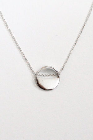 Circle Necklace - The Canyon