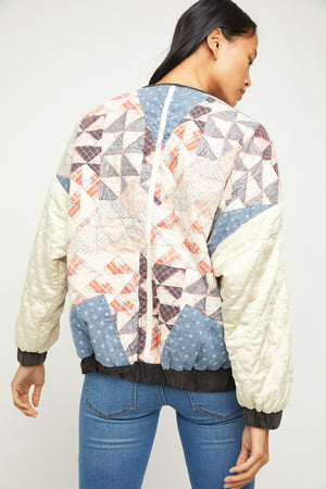 Rudy Quilted Bomber - The Canyon
