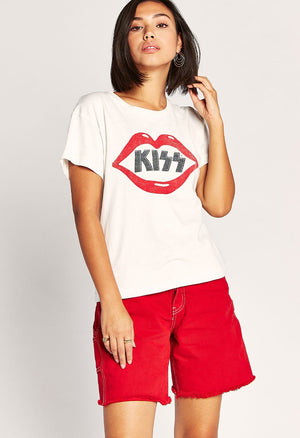 Kiss Lips Tour Tee - The Canyon