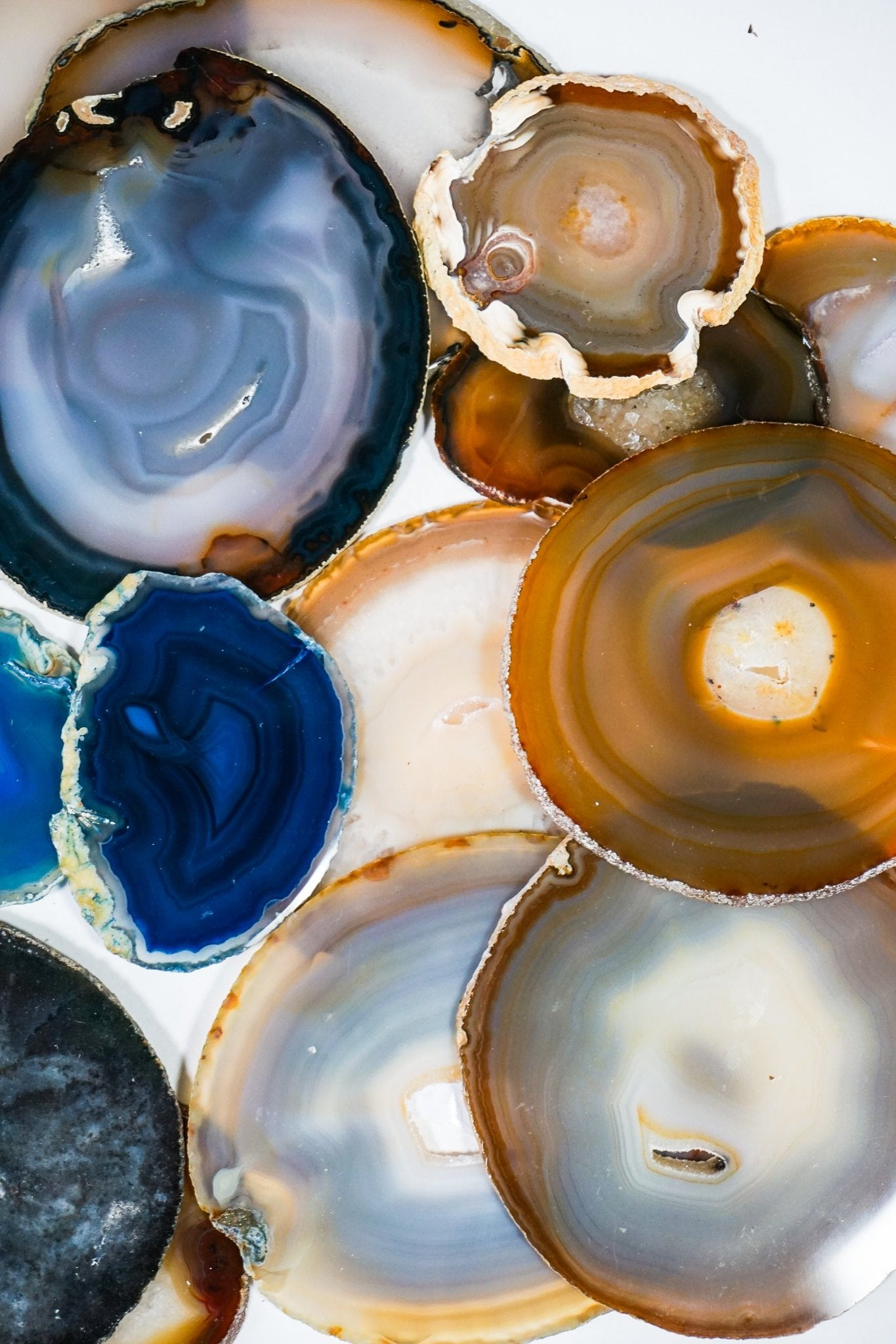 Agate Coasters - The Canyon