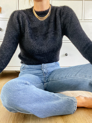 Belle Knit Sweater - The Canyon