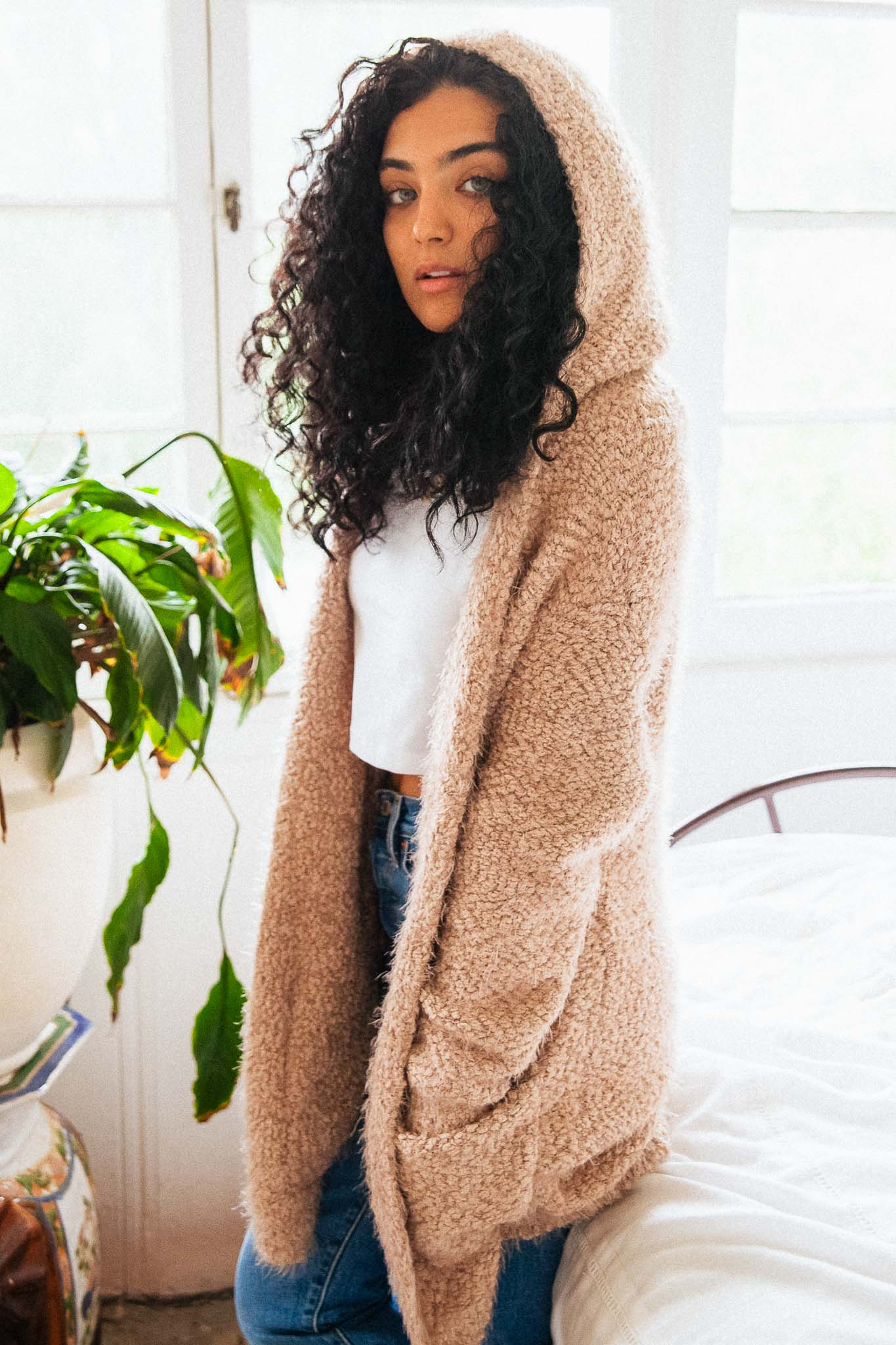 Snuggle Up Cardi - The Canyon