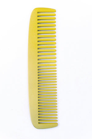 Brass Plated Comb - The Canyon