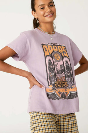 The Doors Concert Poster Tour Tee - The Canyon