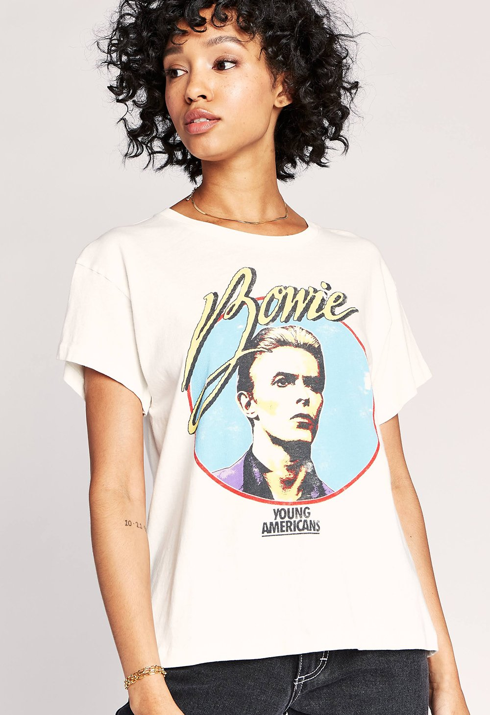 Bowie Young Americans Tour Tee - The Canyon