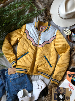 Dolly Western Bomber Jacket - The Canyon