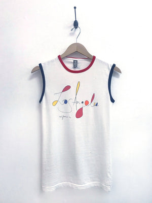Los Angeles Calder Tee - The Canyon