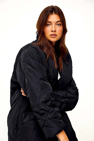 Ella Puffer Jacket - The Canyon