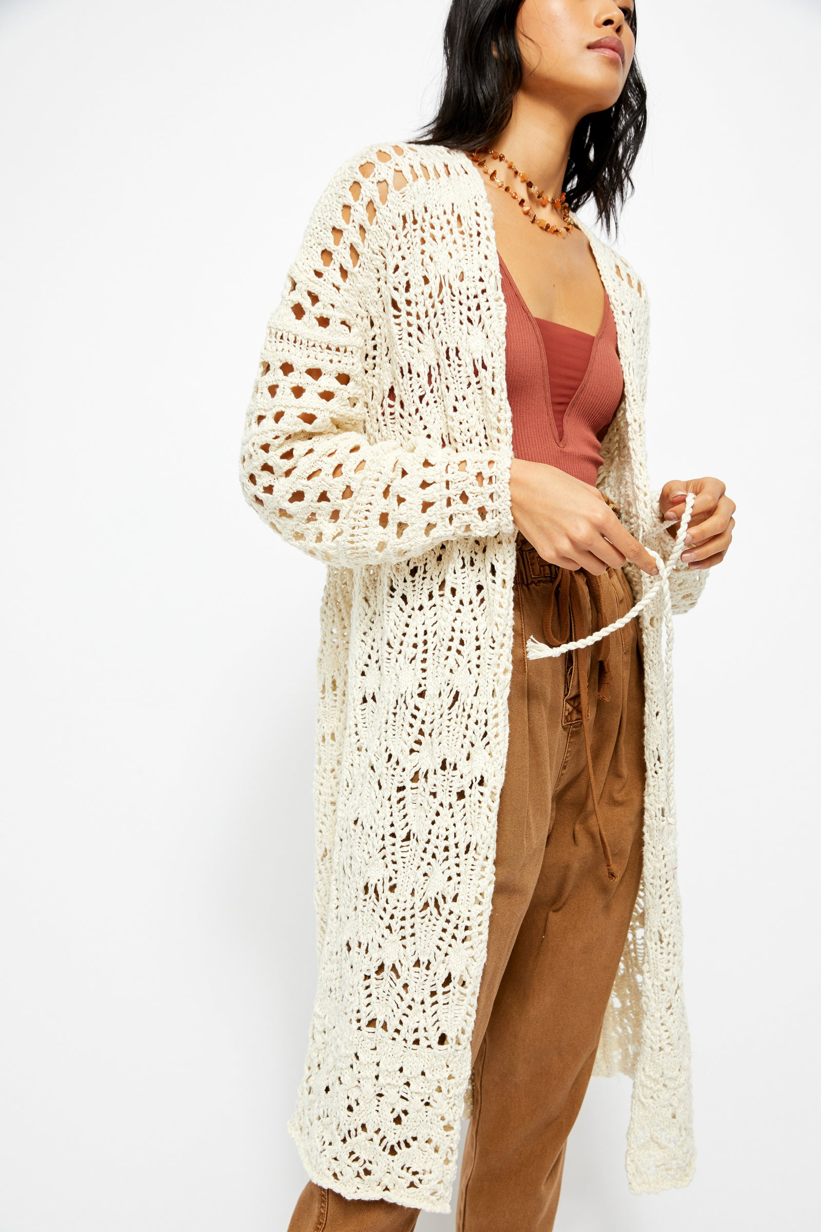 Sweet Talker Cardi - The Canyon