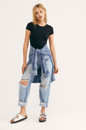 Cap Sleeve Crop Top - The Canyon