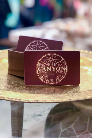 The Canyon Gift Card - The Canyon