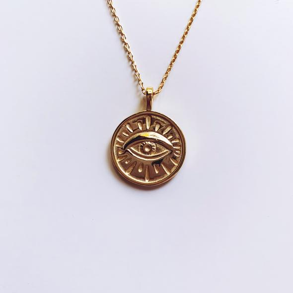 Evil Eye Necklace - The Canyon