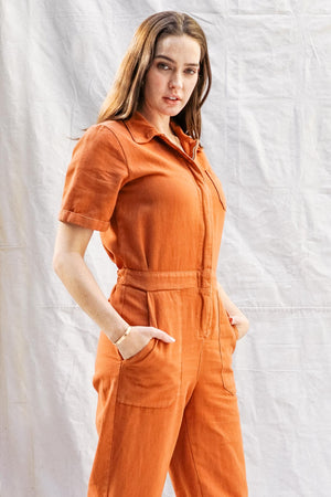 Milwood Jumpsuit - The Canyon
