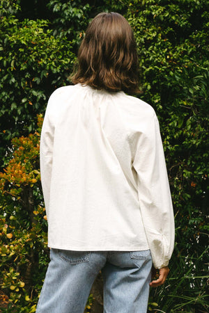 Sonnet Blouse - The Canyon