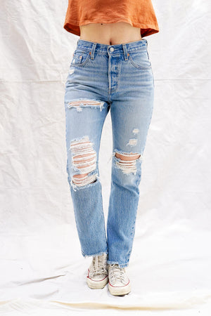 501 Jeans - Luxor Street - The Canyon
