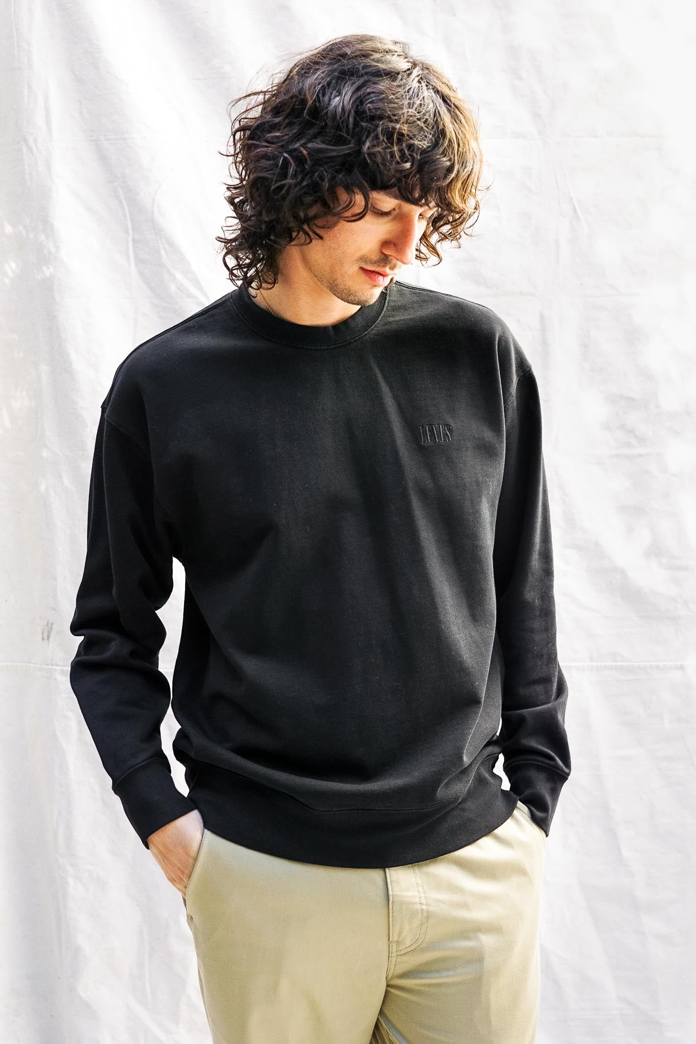 Authentic Logo Crewneck - The Canyon
