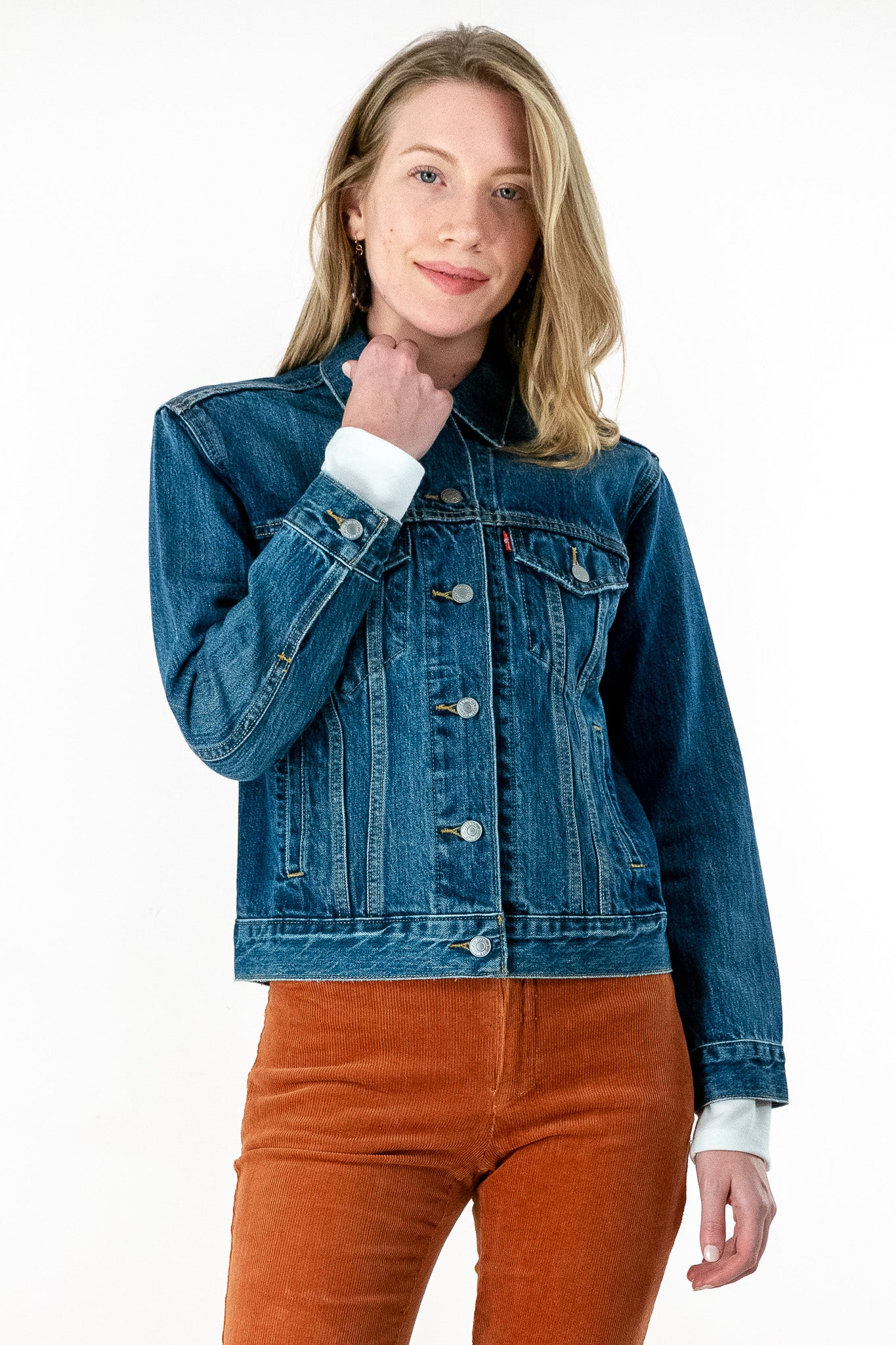 Ex-Boyfriend Trucker Jacket - The Canyon