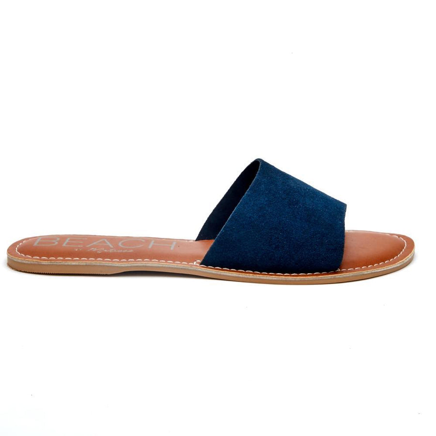 Cabana Slide - Navy - The Canyon