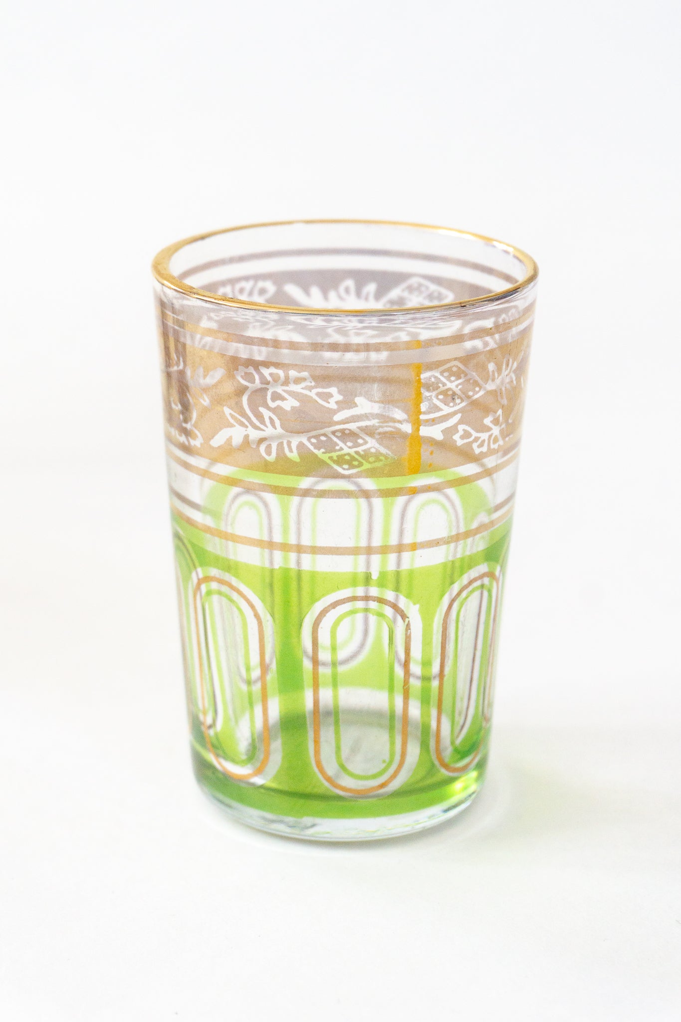 Moroccan Tea Glass - The Canyon
