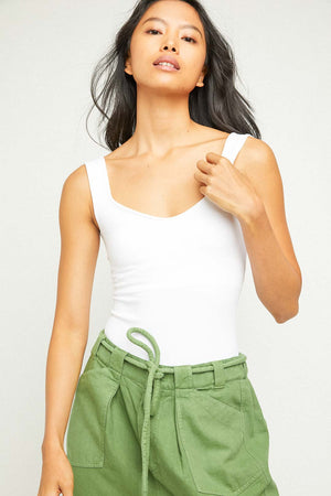 Clean Lines Bodysuit - The Canyon