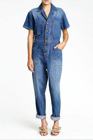 Grover Short Sleeve Field Suit - Big Apple - The Canyon