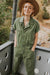 Grover Short Sleeve Field Suit - Colonel - The Canyon