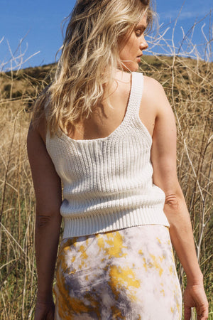 Sailor Knit Tank - The Canyon