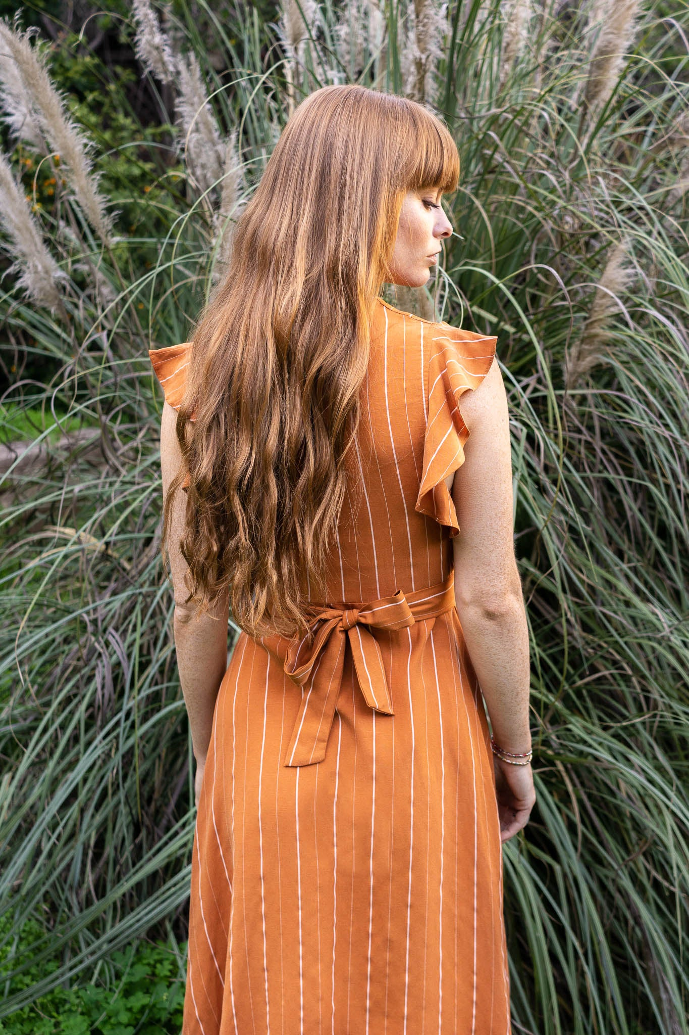 Saturate Dress - The Canyon