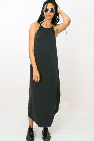 Slinky Midi Dress - The Canyon