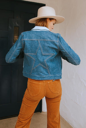 Super Star Denim Jacket - The Canyon