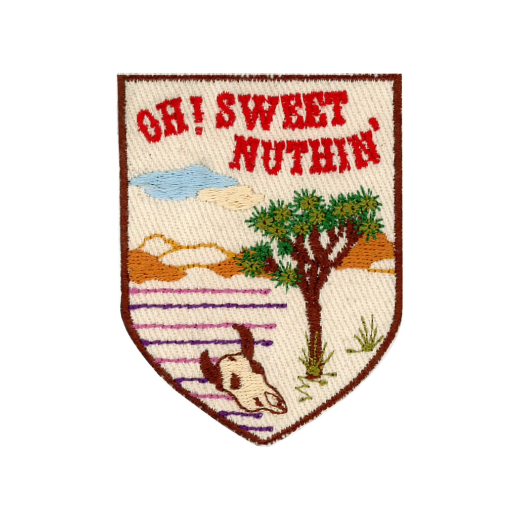 Oh Sweet Nuthin' Patch - The Canyon
