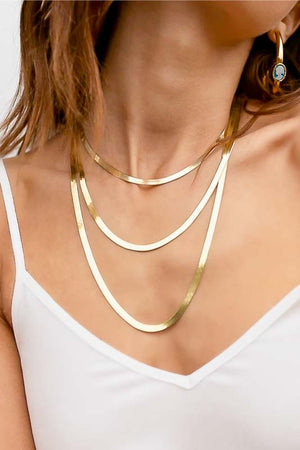 The Lucky Layer Necklace - The Canyon