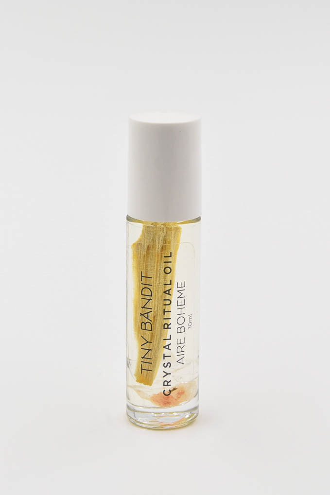 Crystal Ritual Oil - Aire Boheme - The Canyon
