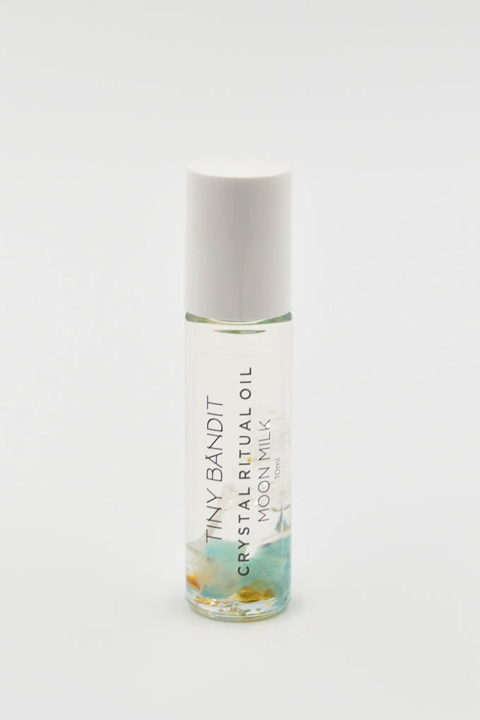 Crystal Ritual Oil - MoonMilk - The Canyon
