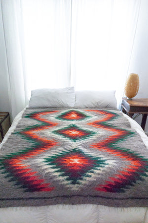 Navajo Pattern Blanket - The Canyon