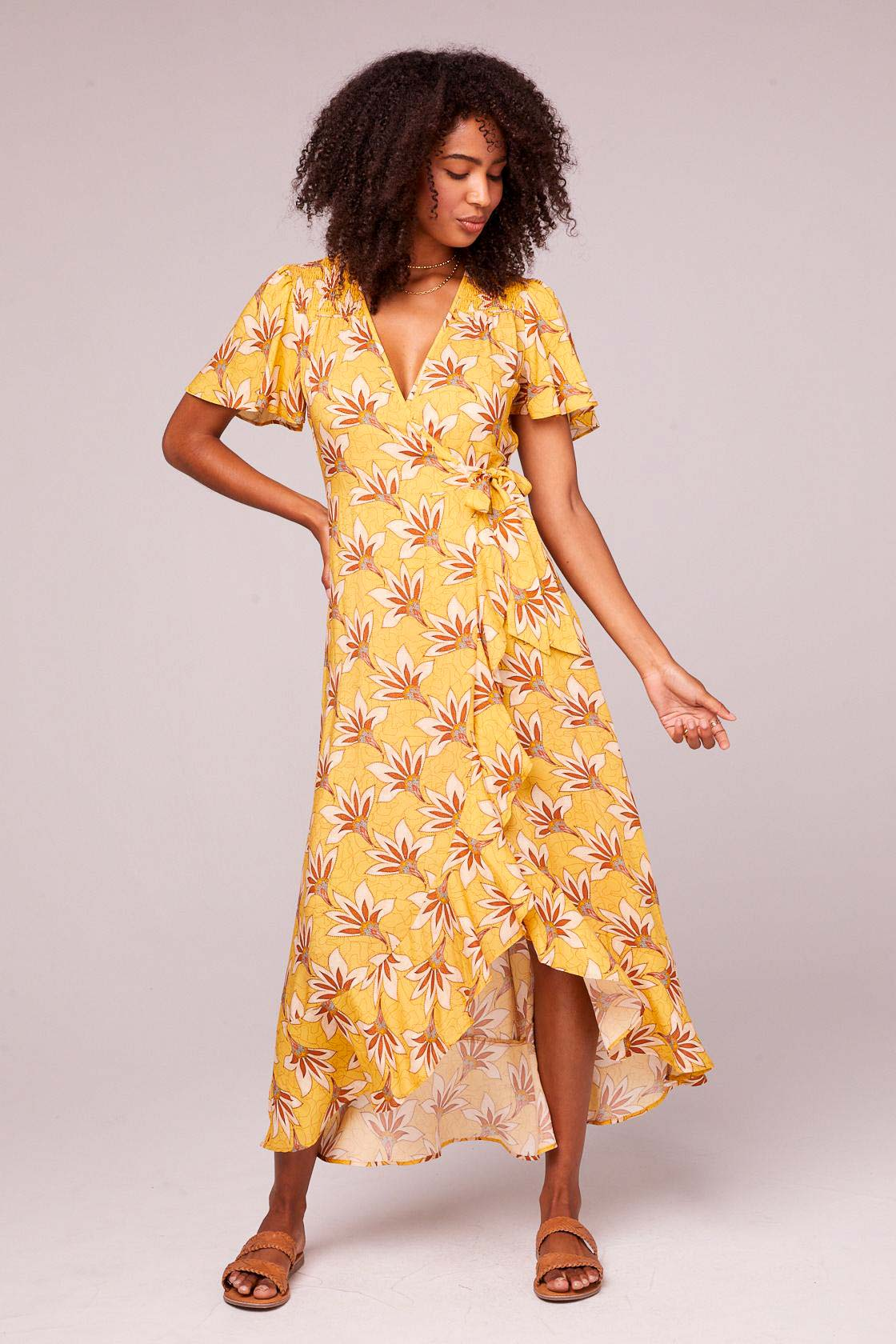 Amelie Dress - The Canyon