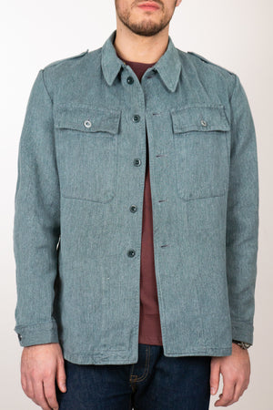 Vintage Canvas Jacket - The Canyon