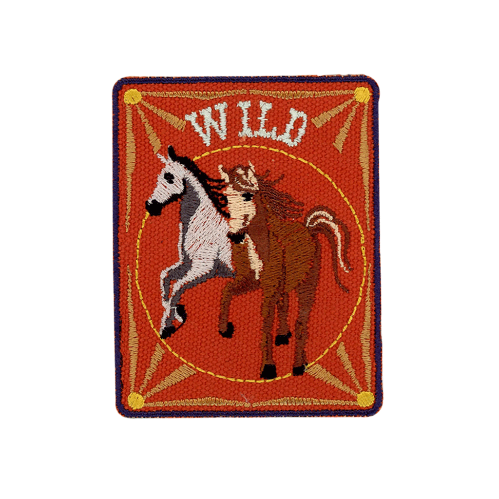 Wild Horses Patch - The Canyon
