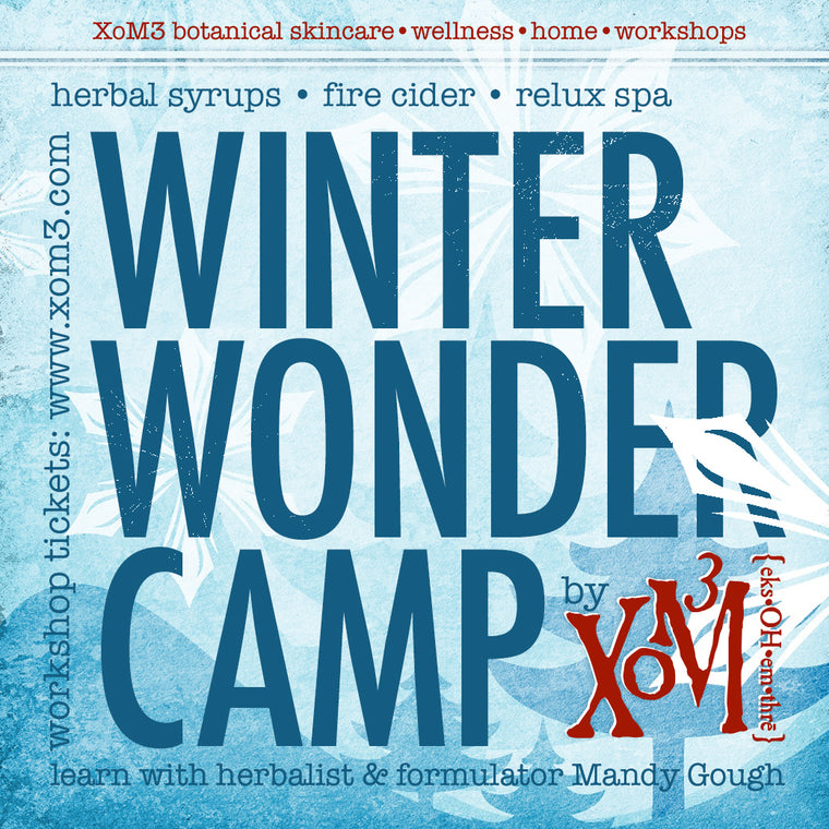 Winter Wonder Camp South! 1/13/19 Florida - XoM3 Botanical Solutions
