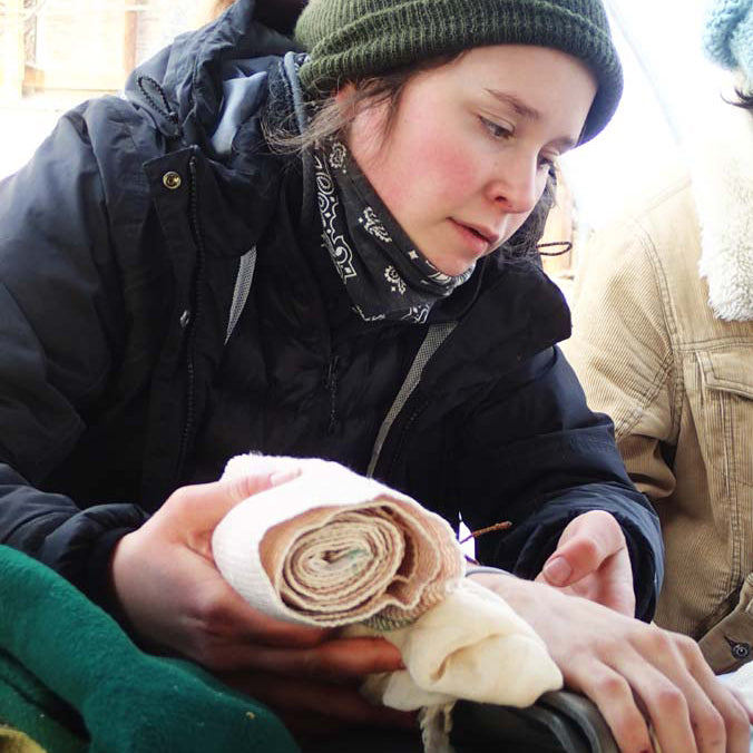 Wilderness First Aid Intensive featuring Sam Coffman of The Human Path