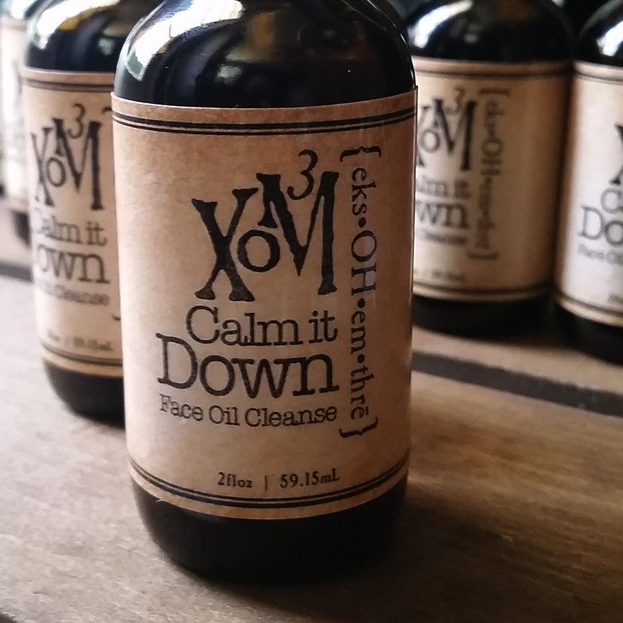 Calm It Down - XoM3 Botanical Solutions