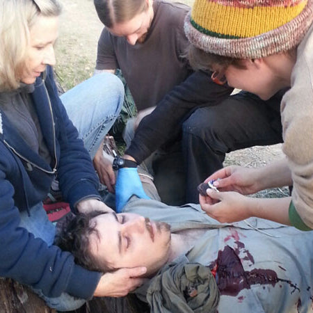Wilderness First Aid Intensive featuring Sam Coffman of The Human Path - XoM3 Botanical Solutions