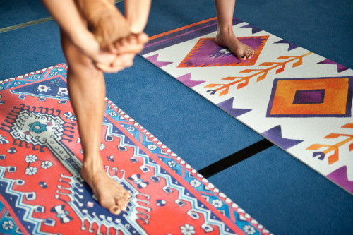 The Right Way to Clean Your Yoga Mat