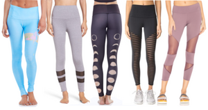 difference cheap expensive yoga pants