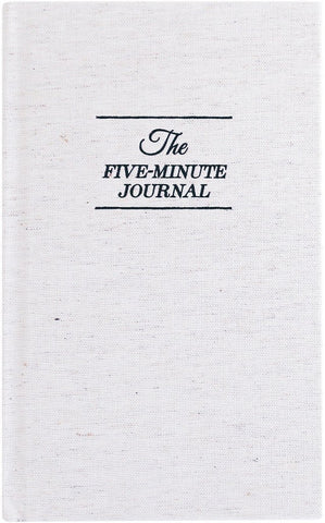 five minute journal yoga