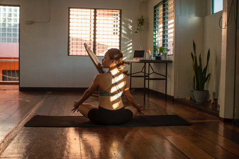 8 Tips For Maintaining A Consistent Yoga Practice